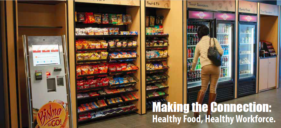 Making the Connection: Healthy Food, Healthy Workforce!