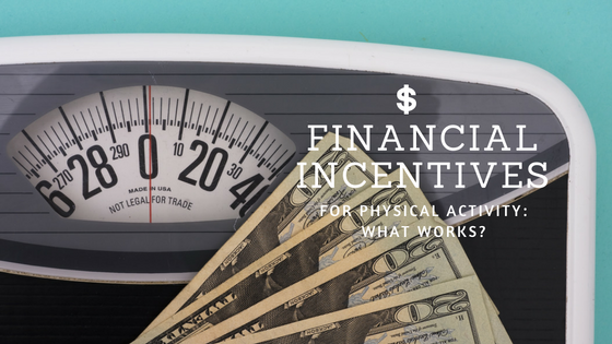 Do financial incentives for employee wellness programs work?