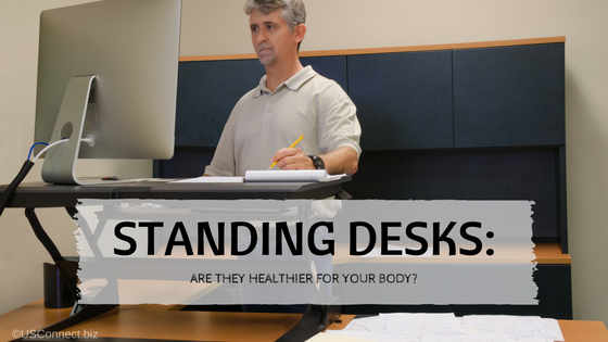 Are Standing Desks Healthier for Your Body?