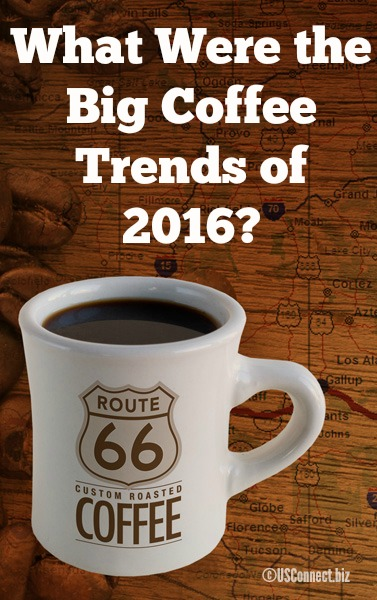 What Were the Big Coffee Trends of 2016?