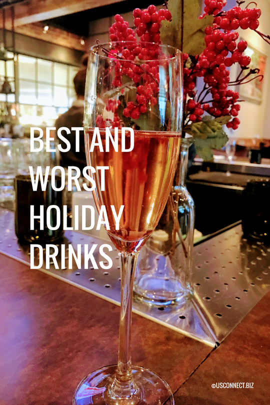 Best and Worst Holiday Drinks
