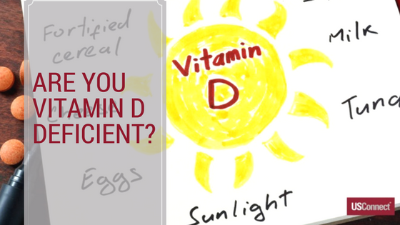Are You Vitamin D Deficient-