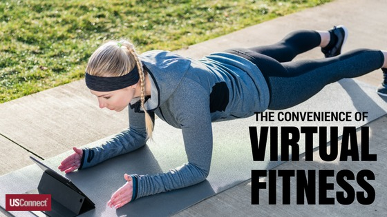 The Convenience of Virtual Fitness