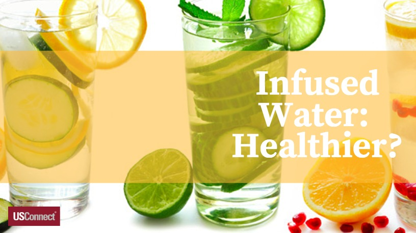 Is Infused Water  a Healthier Way to Sip?