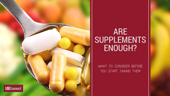 To Supplement or Not to Supplement?