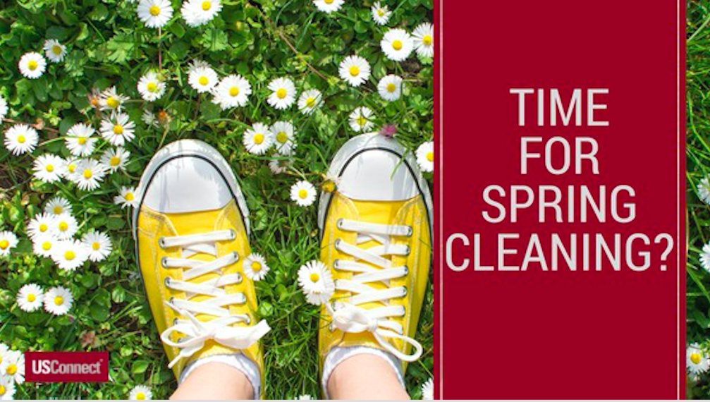 Spring Cleaning for your life