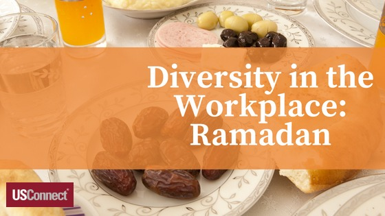 Diversity in the Workplace - Ramadan