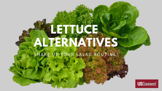 Starting a Healthier Lifestyle in 2019? Lettuce Help You