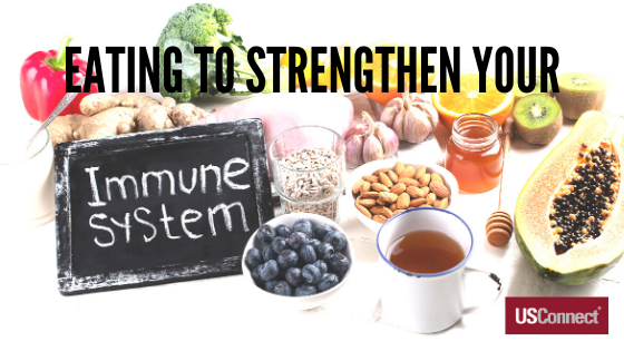 Foods to Strengthen your Immune System