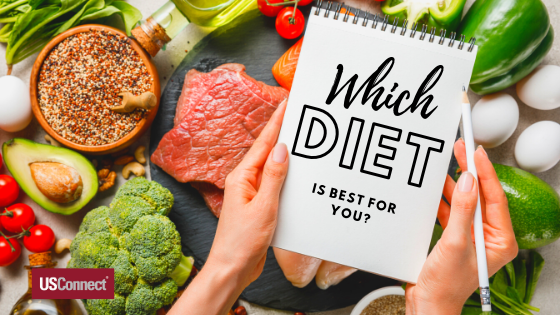 Which diet is best for you?